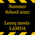 Summer-School-2021-Lecoq-meets-LAMDA